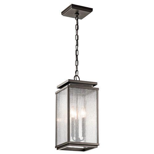 Found it at Wayfair - Manningham 3 Light Outdoor Hanging Lantern