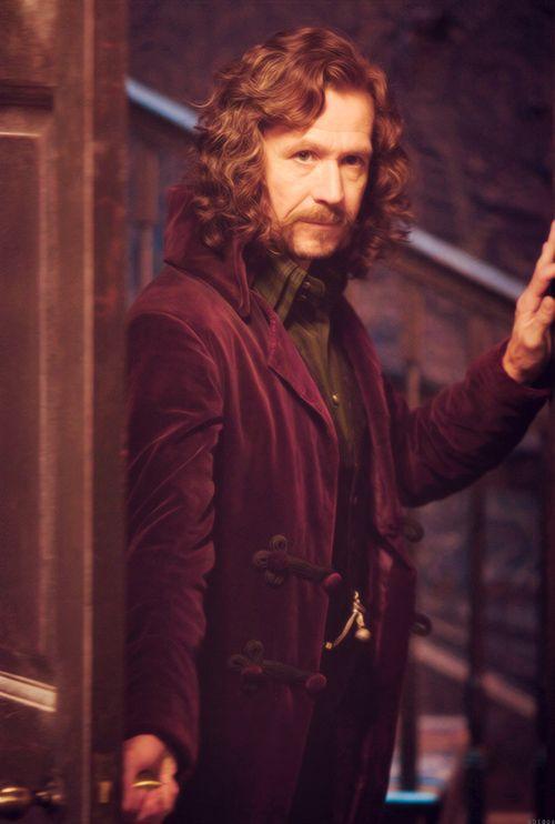 Sirius Black.