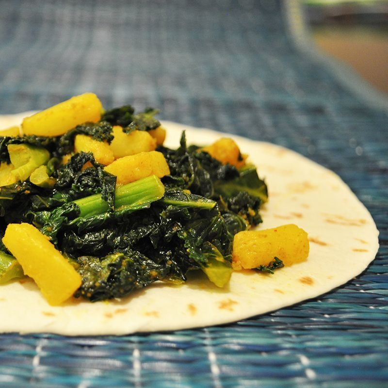Easy indian spiced pineapple kale like indian food but dont want easy indian spiced pineapple kale like indian food but dont want to fuss forumfinder Images