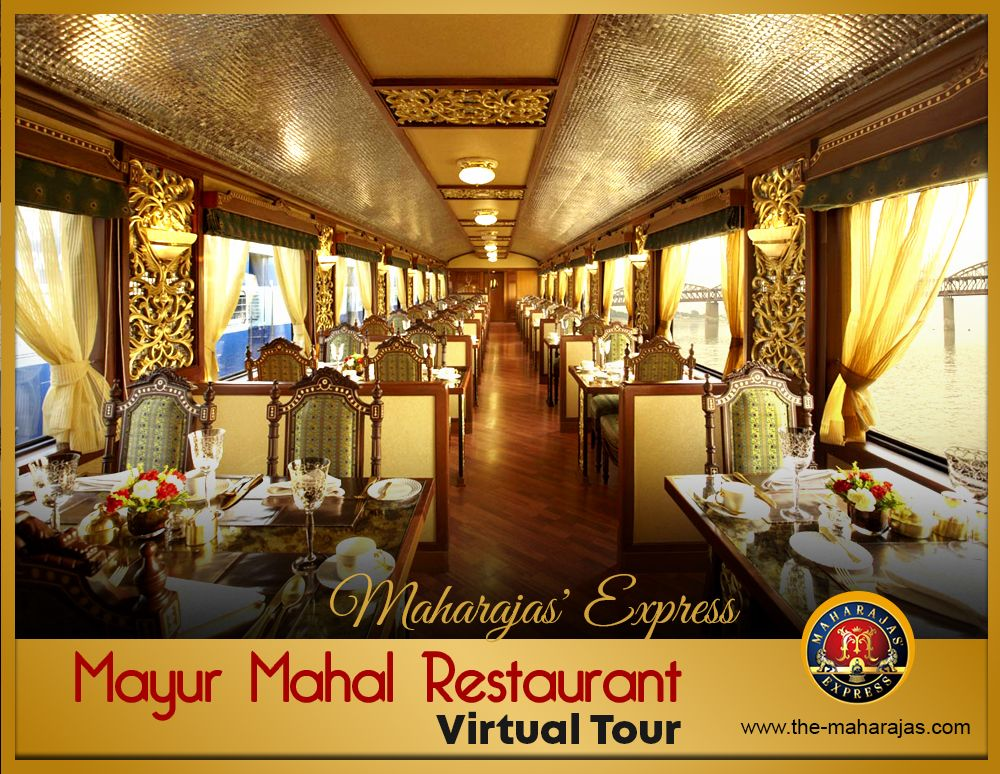 Experience the stupendous opulence of the themed #Mayur # ...