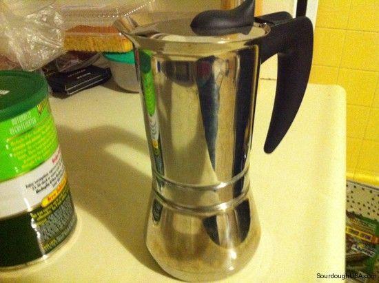 Vev Vigano Vespress Stovetop Espresso Maker Espresso Maker And