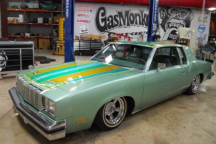 West Coast Customs Print Hoodie Fast /'N/' Loud, Gas Monkey, Custom Cars