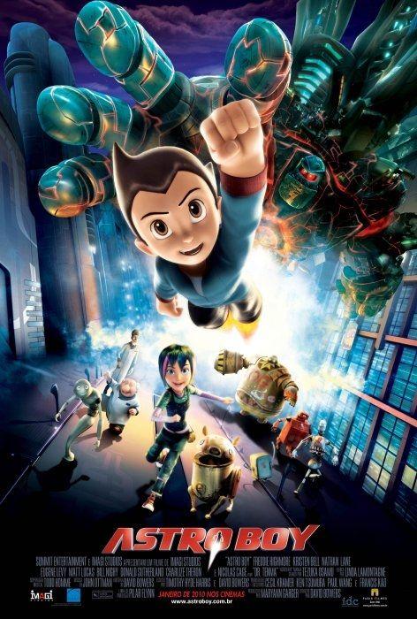 Assistir Filme Astro Boy Filme Dublado Online Nicolas Cage