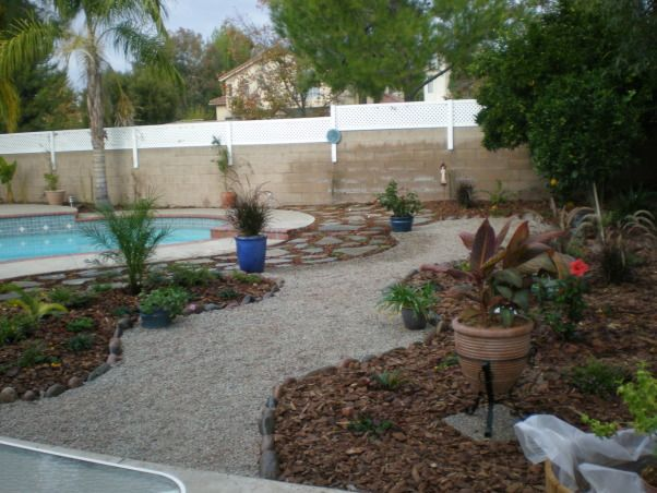Information About Rate My Space | No grass backyard ...