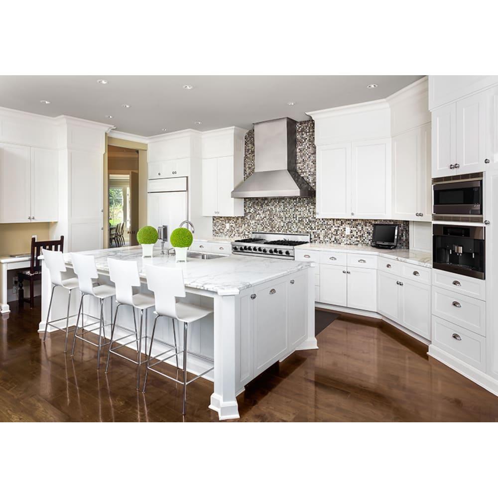 35+ Arcadia white shaker cabinets custom