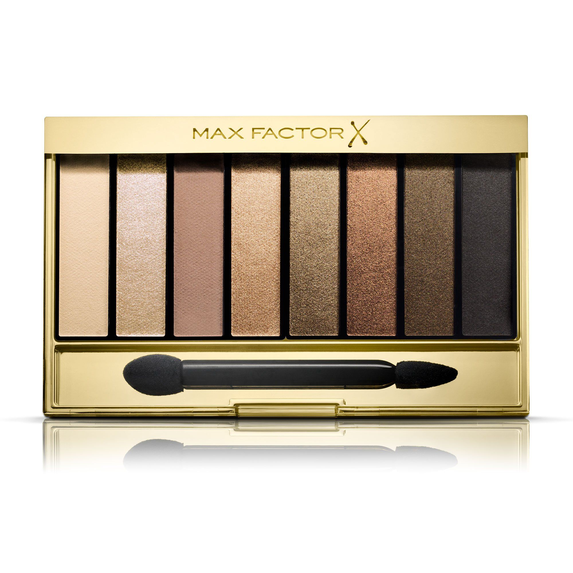Max Factor Masterpiece Nude Palette 02 Golden Nudes The Baked