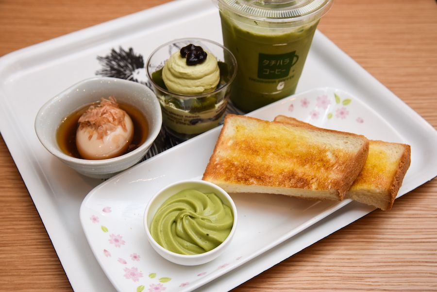 Tachihara Coffee – Pullman Bakery Opens Japanese Cafe With Lots Of Matcha Stuff - DanielFoodDiary.com