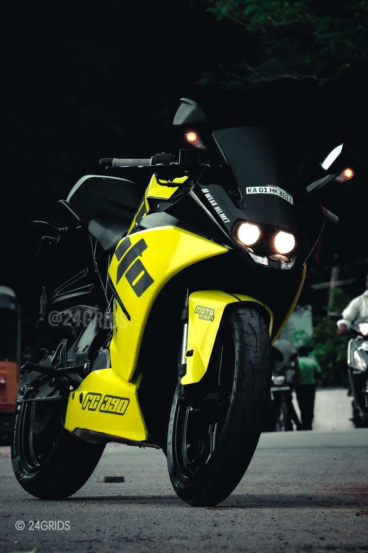 Duke bike ...