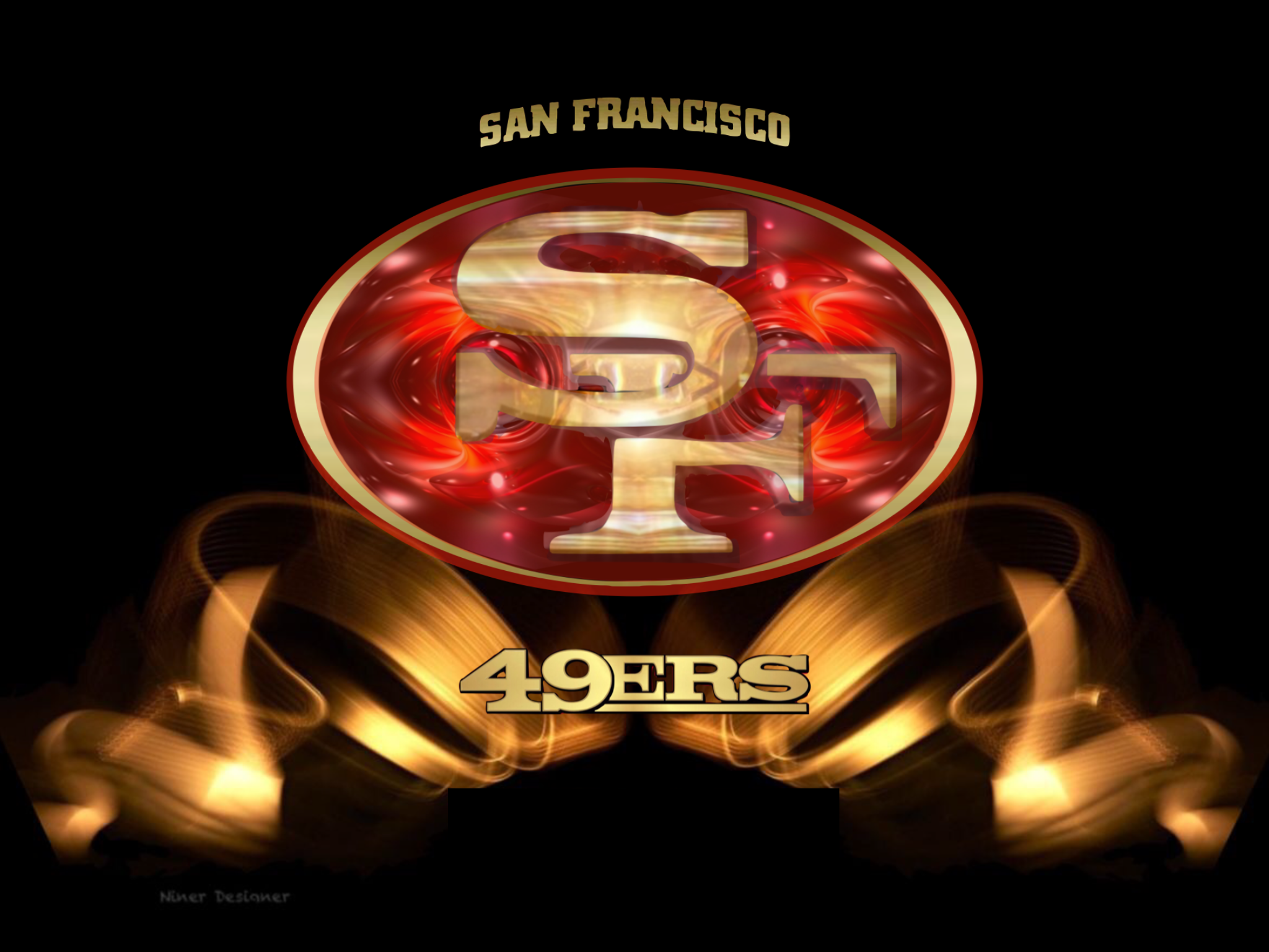 Pin by 49er Dsigns on 49er Logos 49ers, Nfl 49ers, Sf 49ers