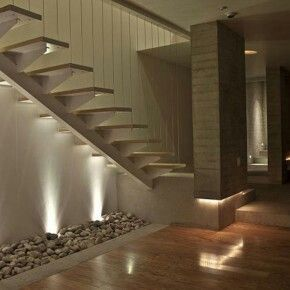 Jardins de inverno ou internos e 20 plantas ideais para - Escaleras de jardin ...