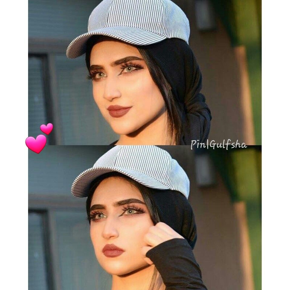 Pin By Gulfsha Qureshi On My Pins Hijab Chic Profile Pictures Instagram Baseball Hats