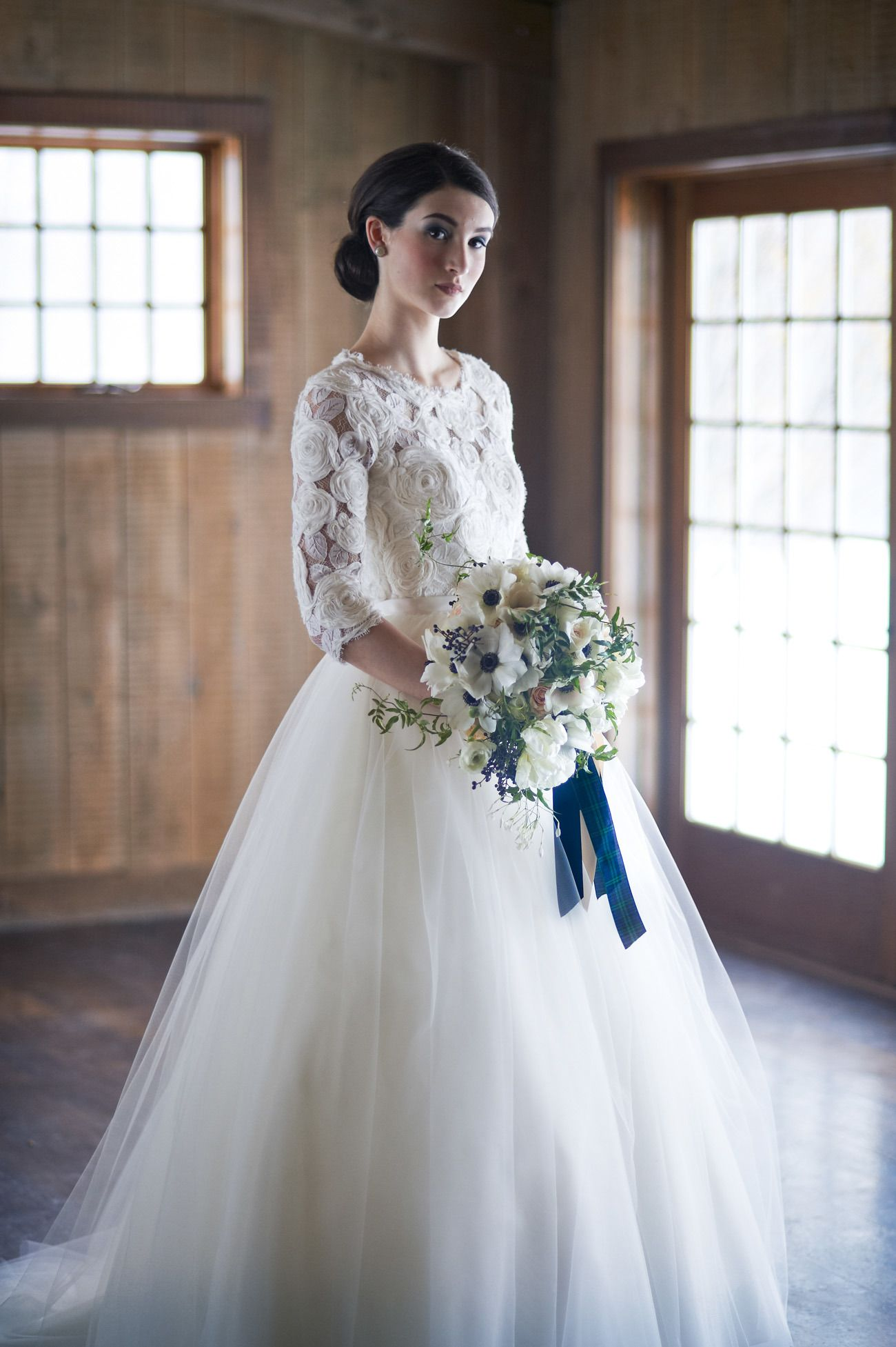 Scottish wedding dresses  Tartan and Tulle Inspiration Shoot  Gowns Wedding and Weddings