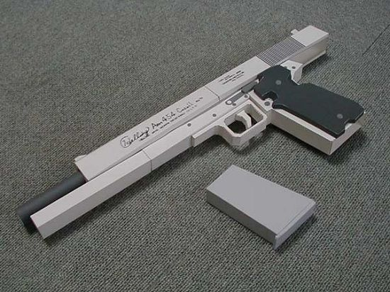 Hellsing arms casull gun papercraft papercraft pinterest hellsing arms casull gun papercraft pronofoot35fo Gallery