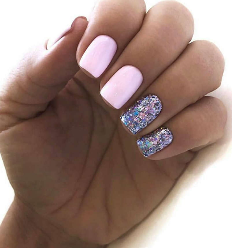87 Cute Short Acrylic Square Nails Ideas For Summer Nails February Nails Short Square Acrylic Nails Square Acrylic Nails