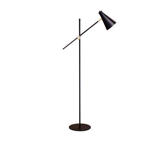 General Lighting Free Standing Lights Hunter Floor