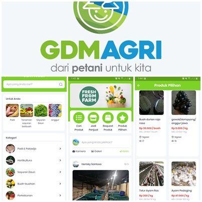 aplikasi gdm agri