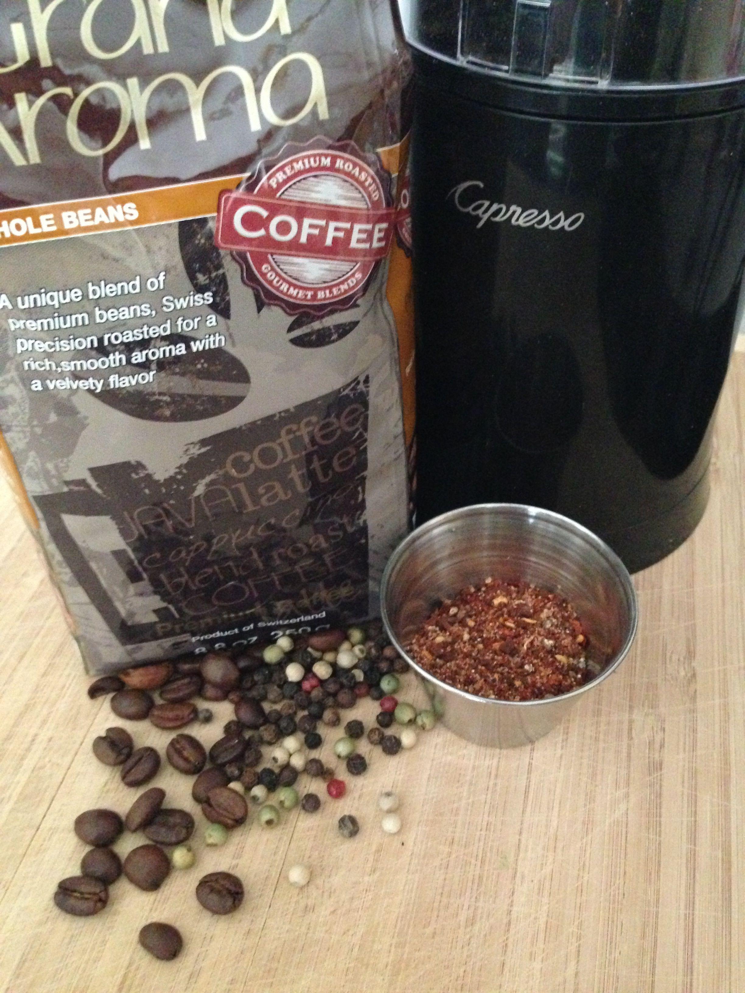 Coffee spice rub spiced coffee spice rub spices