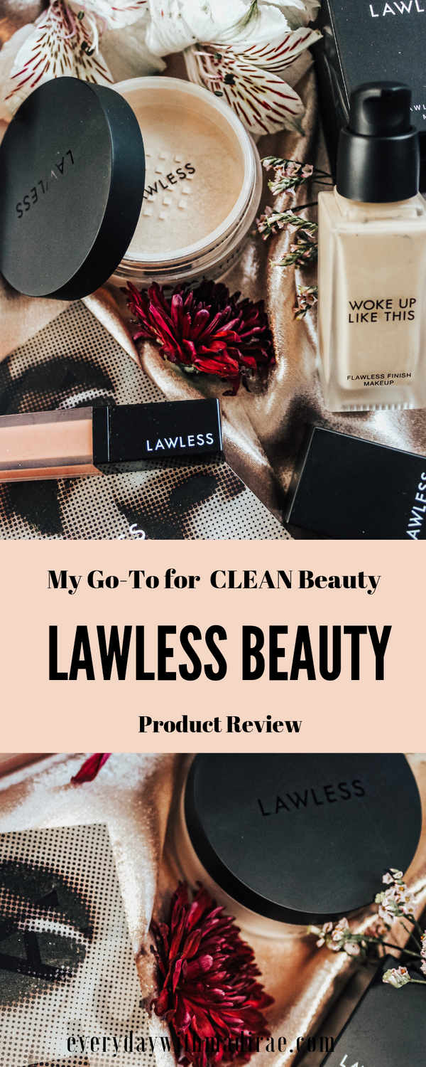 Lawless Beauty Why It S My Go To Brand For Clean Beauty Makeup Clean Beauty Clean Beauty Makeup Clean Makeup