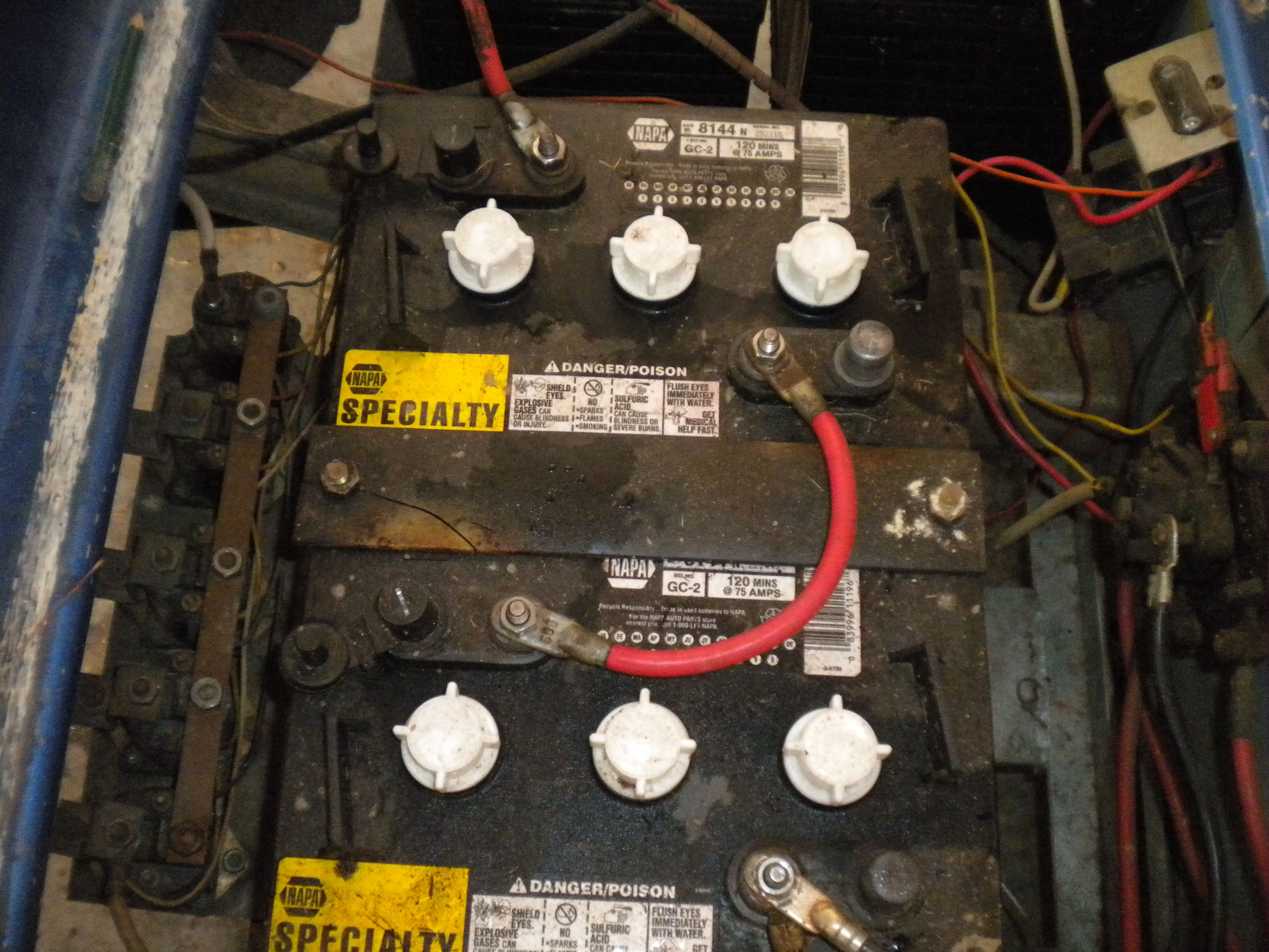 Need Some Electric Golf Cart Repair Solutions Electric Golf - 1982 ezgo electric golf cart wiring diagram