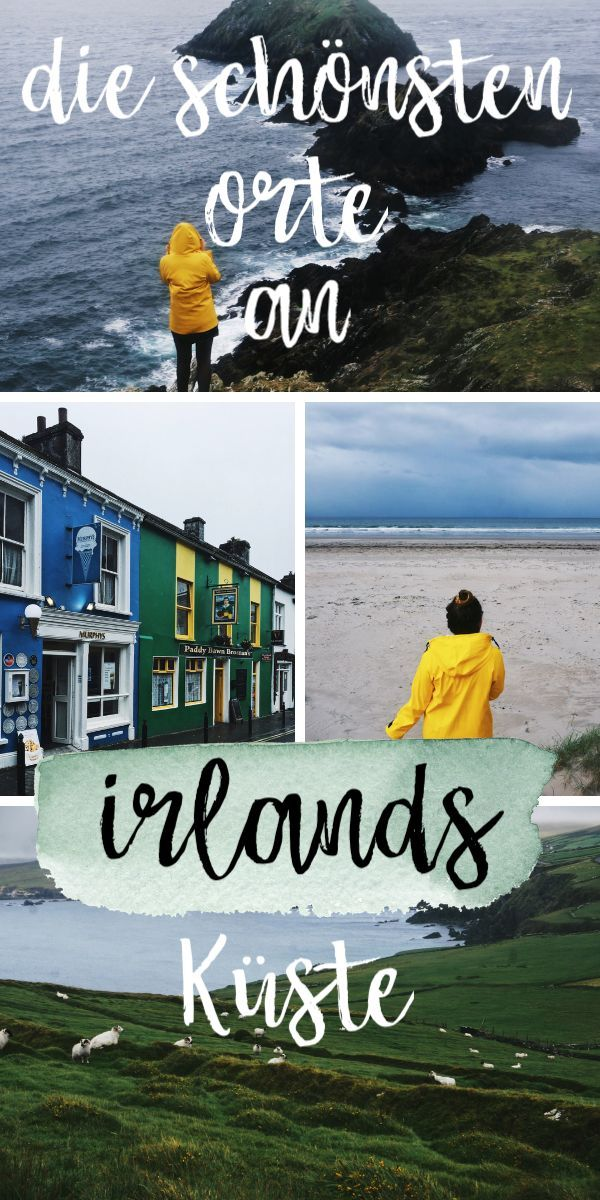 Highlights am Wild Atlantic Way | Roadtrip durch Irland — Hochseiltraum #westcoastroadtrip