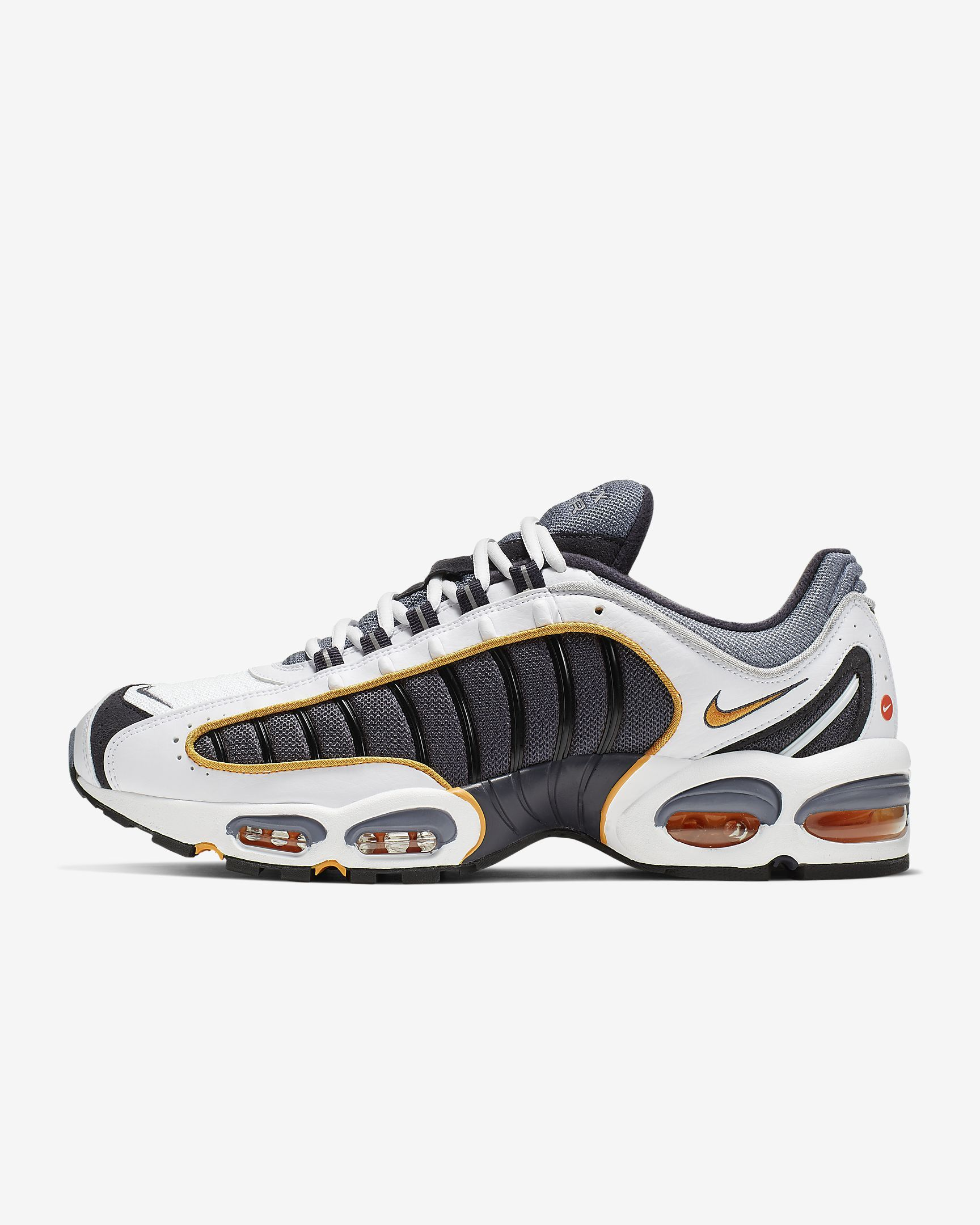Nike Air Max Tailwind Iv Men S Shoe Nike Com Tags Sneakers Low Tops White Black Yellow Gold Ora Men Shoes With Jeans Nike Air Max Mens Fashion Shoes