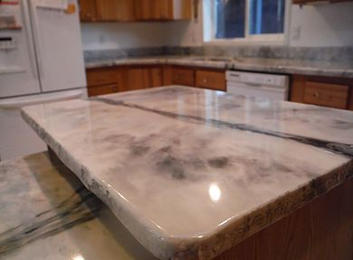 Stonecoatcountertops Diy Kitchen Countertops Countertop Remodel Diy Concrete Countertops