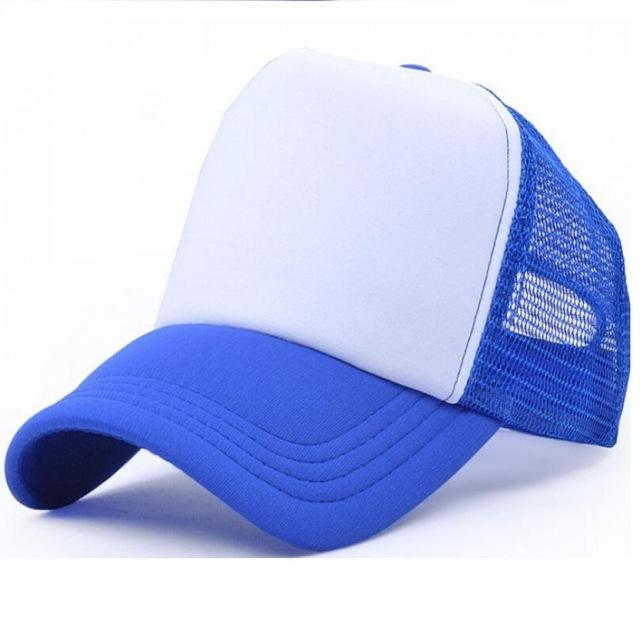 5b99e231ebe 1PC Fashion Unisex Women Men Vintage Hip-Hop Trucker Caps Baseball Mesh Adjustable  Hat