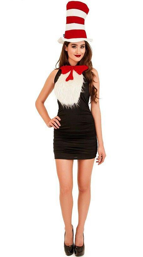 Disfraz el gato en el sombrero  ab83d1fd915