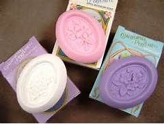 Avon California Perfume Company Floral Guest Soaps - CAROLINABLUELADY