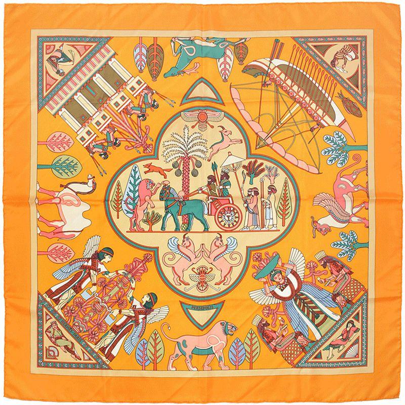 11a903a52416 Hermes Scarf Silk