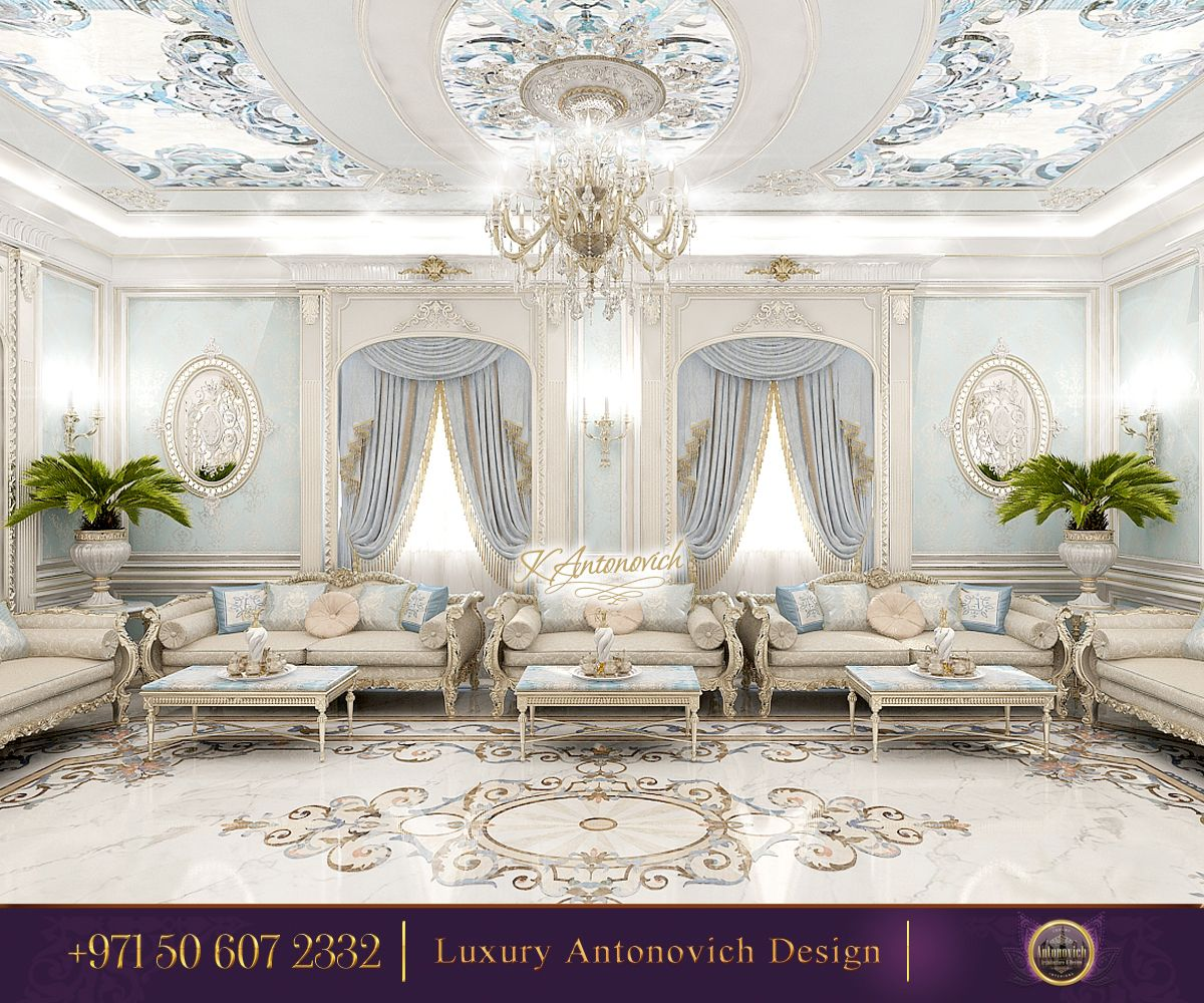 Charming U0026 Comfortable Home Interior Design From Luxury Antonovich Design  Peaceful Luxury! Contact Us Right