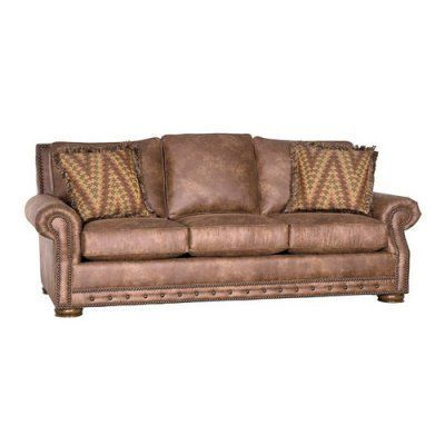 Chelsea Home Furniture Stoughton Sofa Palance Chestnut 392900f10