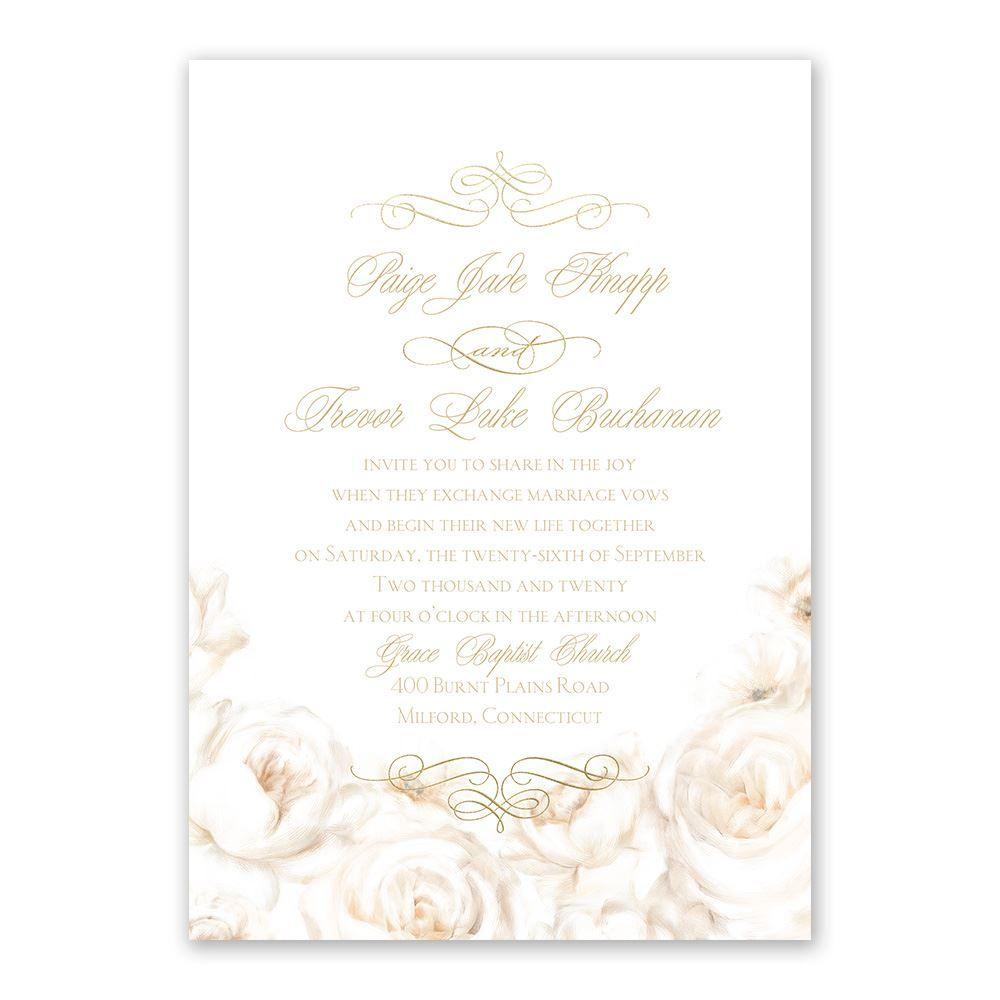 https://www.invitationsbydawn.com/shop/white-roses-foil-invitation ...
