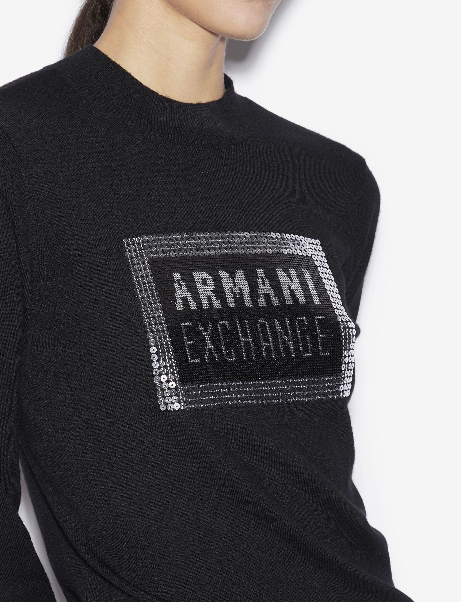 cb0fe0778b4 ARMANI EXCHANGE Turtleneck      pickupInStoreShipping info      b ...