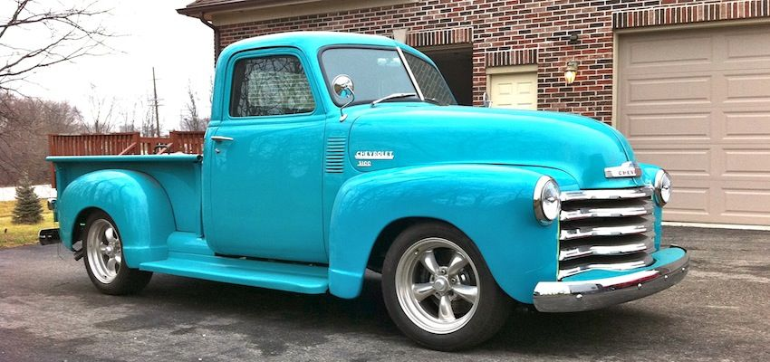 Vintage Classic Chevrolet Truck (With images) Classic