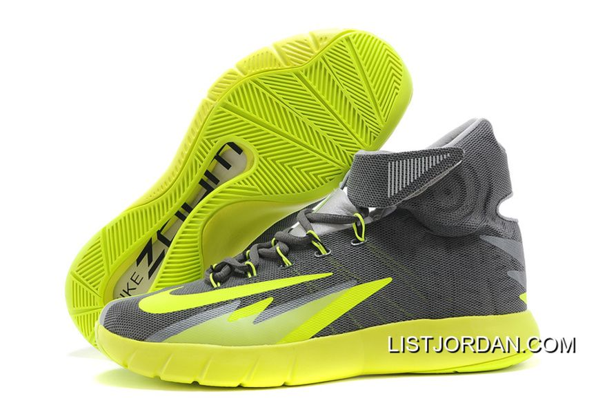 sports shoes 3500a 794f0 Free Shipping 6070 OFF Nike Zoom Hyperrev KYRIE IRVING BlackMetallic  SilverLight Crimson For Sale