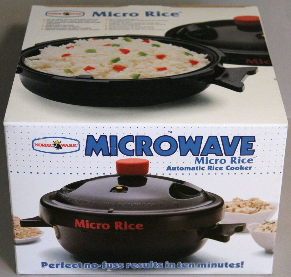 nordic ware micro rice 2 1 2 quart