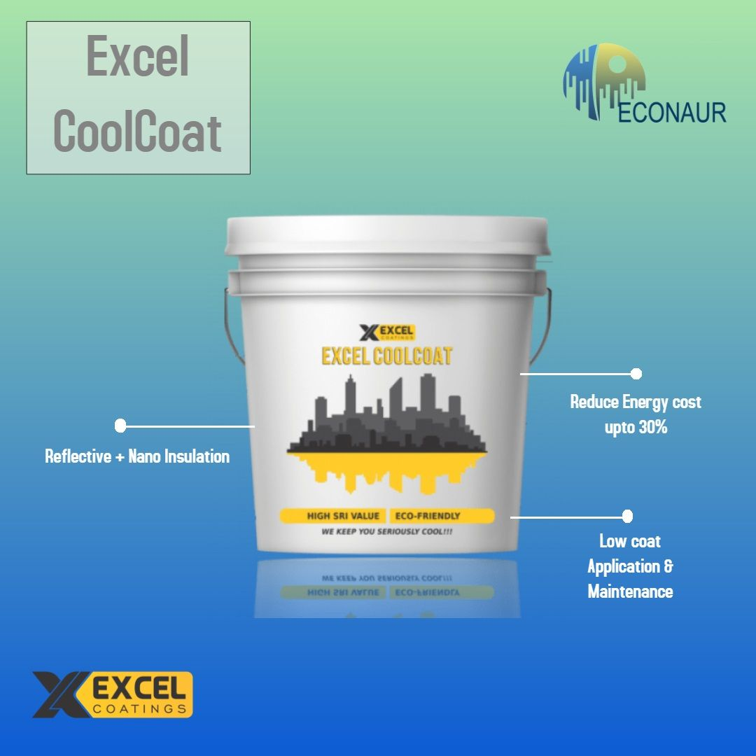 Excel Coatings Cool Roof Reduce Energy Costs Green Building