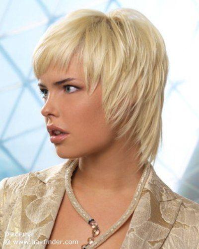 Elegant And Sporty Short Haircut Hair Pinterest Short Haircuts