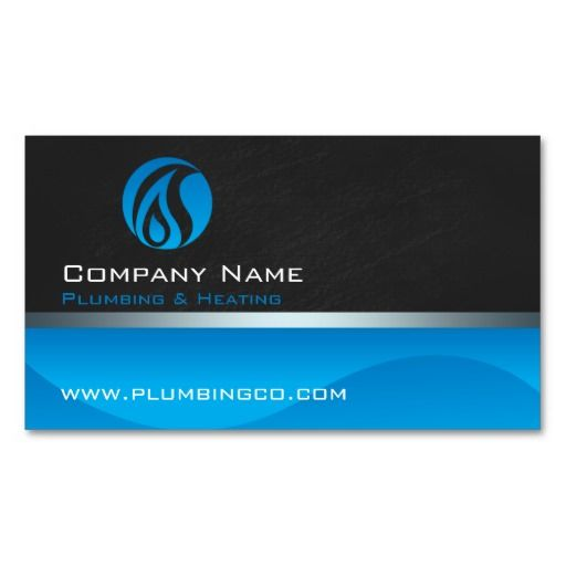 Plumbing and heating business cards business cards and plumbing plumbing and heating business cards colourmoves