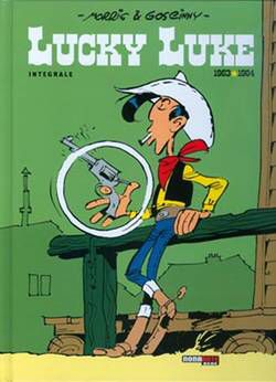 Lucky Luke By Morris Rene Goscinny 1946 Bd Lucky Luke Lucky Luke Et Roman Graphique