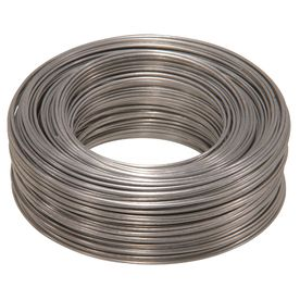 Shop The Hillman Group 20 Gauge 175 Ft Galvanized Picture Hanging Wire At Lowes Com Galvanized Galvanized Steel Picture Hanging