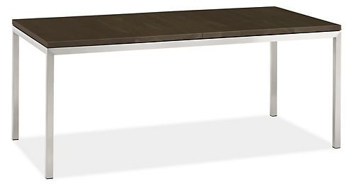 "21) Portica Extension Table, $1859, 60""L x 36""W"
