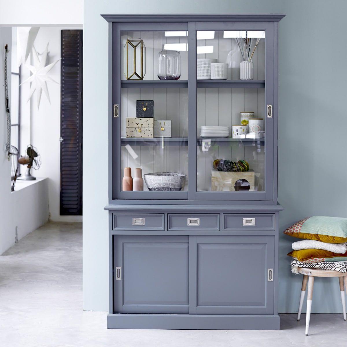Le Vaisselier avec meuble vintage : le vaisselier fait son retour !   vaisselier