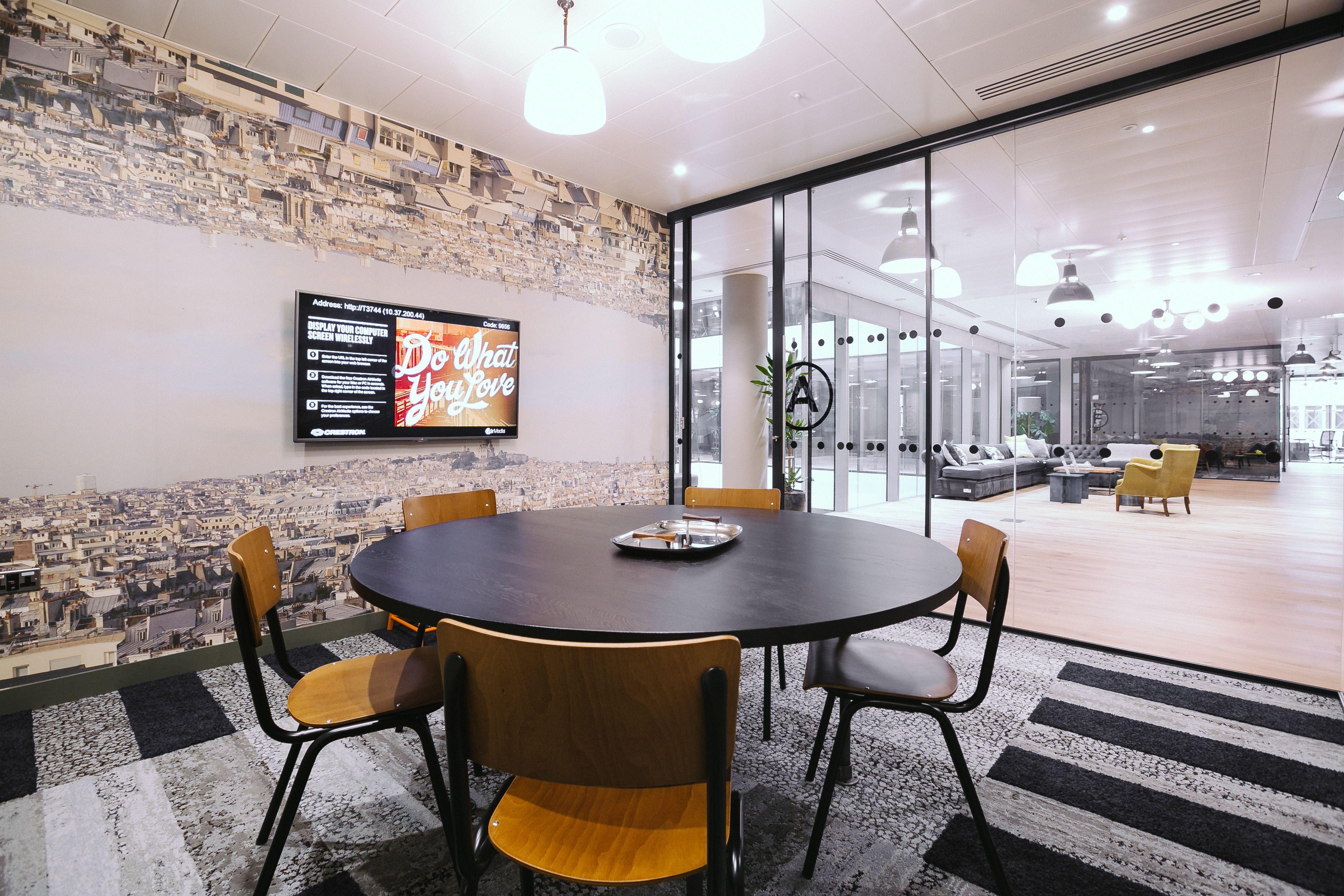 Resultado De Imagen De Wework Meeting Rooms Office Space