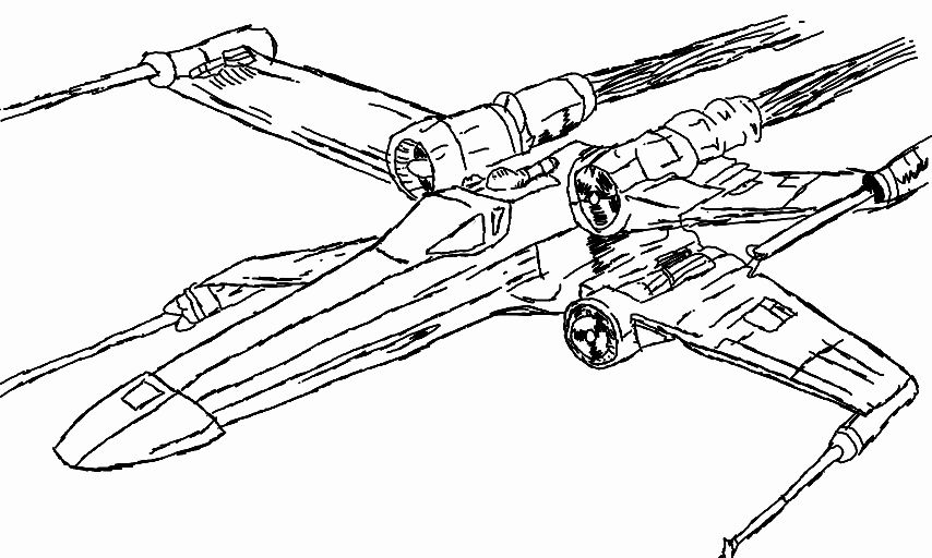 X Wing Coloring Page Luxury X Wing Coloring Pages Arenda Stroy Monster Coloring Pages Skull Coloring Pages Star Wars Coloring Sheet