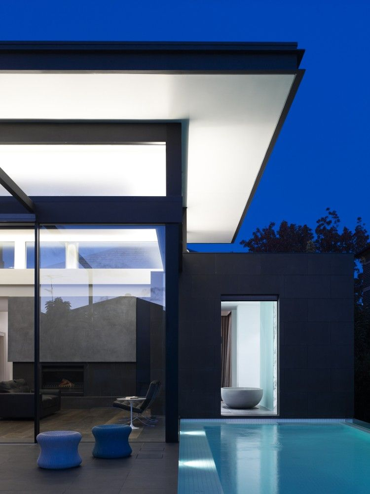 Power Street by Steve Domoney Architecture / Hawthorn, Victoria, Australia