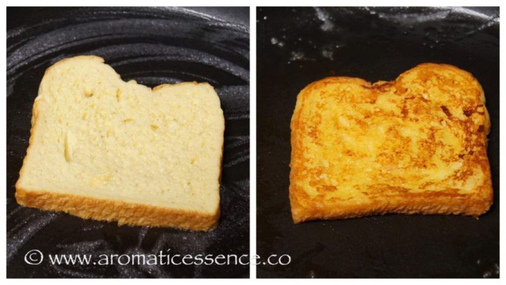 Eggless french toast french toast without eggs recipe
