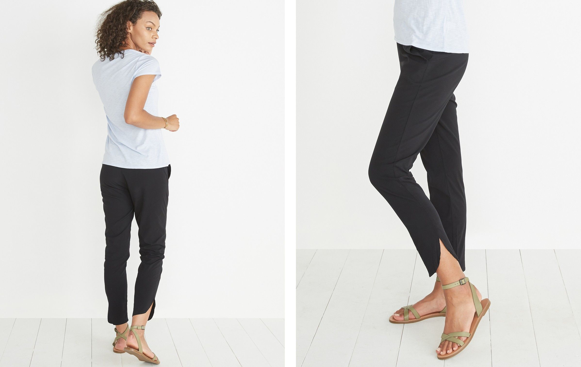 14f7d152fe Allison Pant in Black | Wish List | Pants, Black pants, Fashion