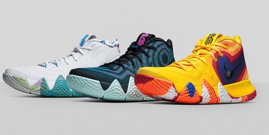 low priced b0174 f47ee 10 Things You Didn t Know about Nike s Kyrie 4